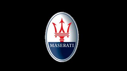 Maserati Logo PNG Transparent Image