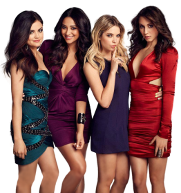 Pretty Little Liars PNG Transparent