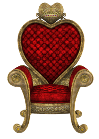 Throne PNG Transparent Picture