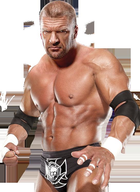 Triple H PNG File