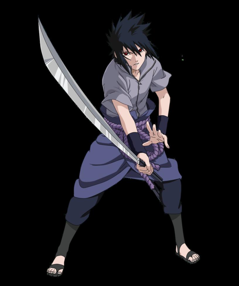 Uchiha Sasuke Transparent Background