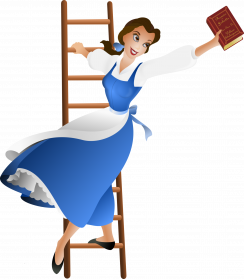 Beauty And The Beast Transparent PNG