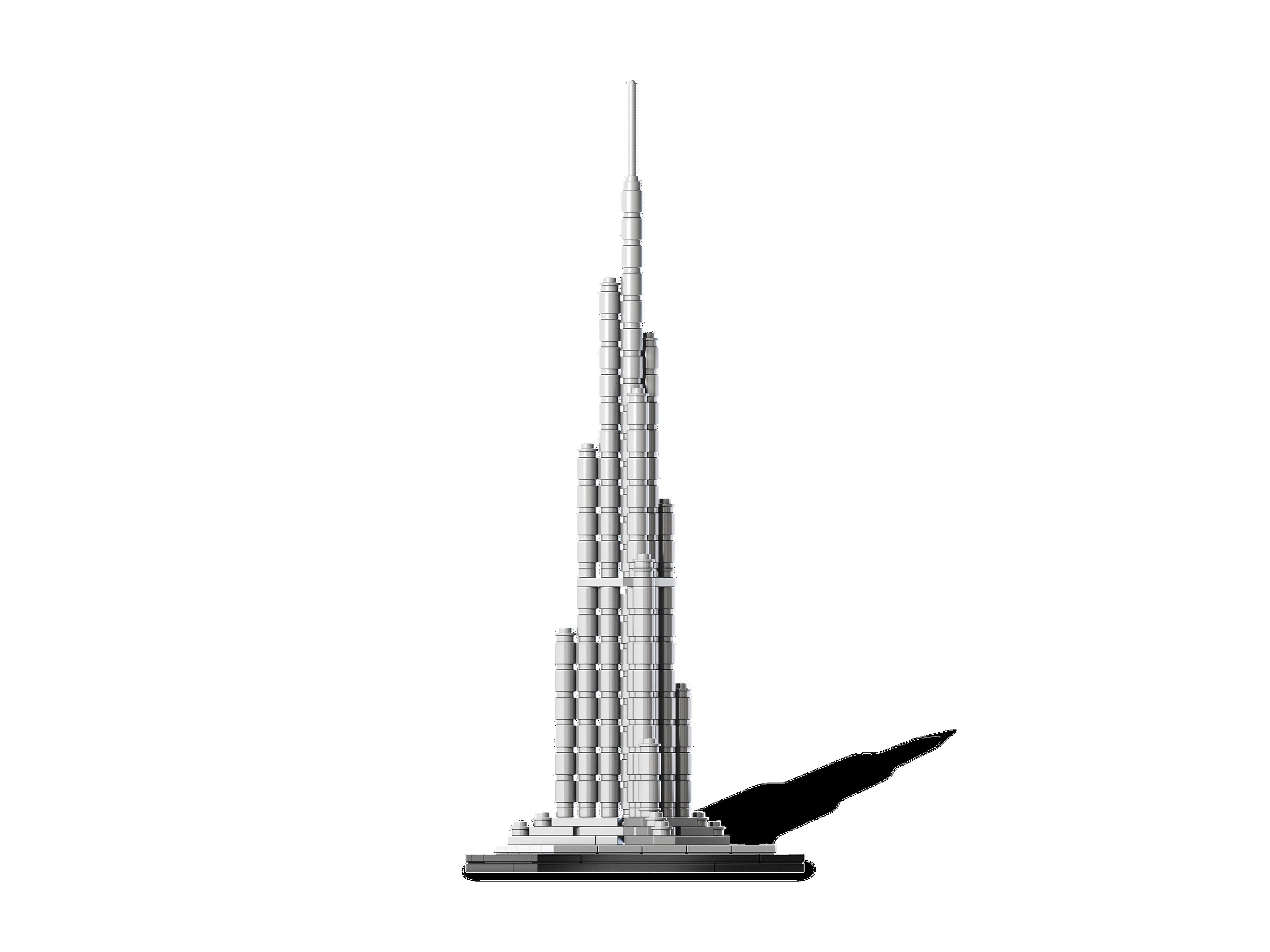 Burj Khalifa PNG Image