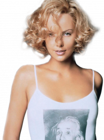 Charlize Theron PNG Pic