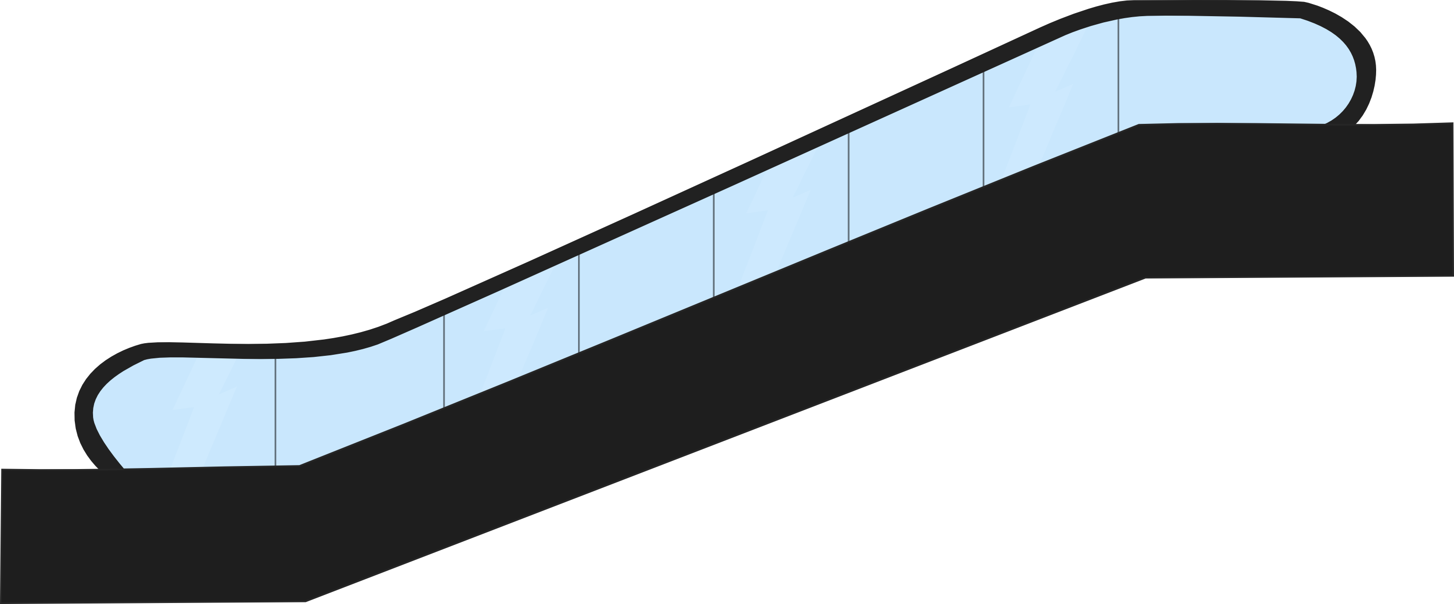 Escalator PNG Transparent Image