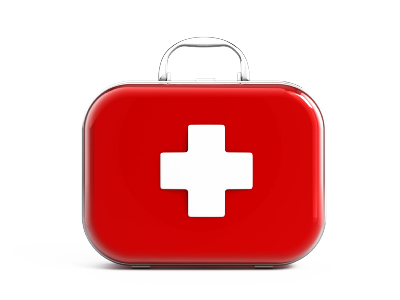 First Aid Kit PNG Transparent Image