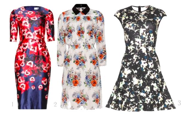 Floral Dress PNG Clipart