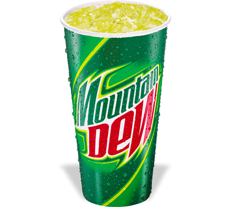 Mountain Dew Transparent PNG
