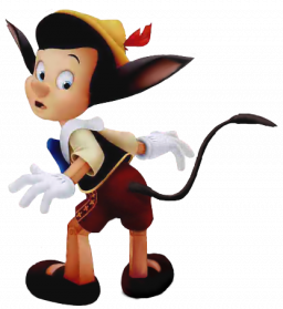 Pinocchio PNG HD