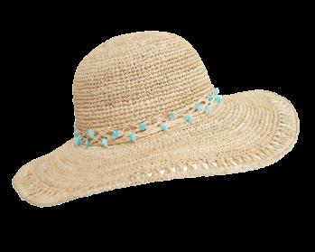 Raffia Hat PNG Transparent Image