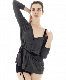 Anne Hathaway PNG Transparent