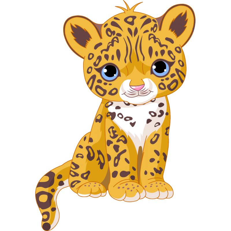 Baby Jaguar Transparent PNG