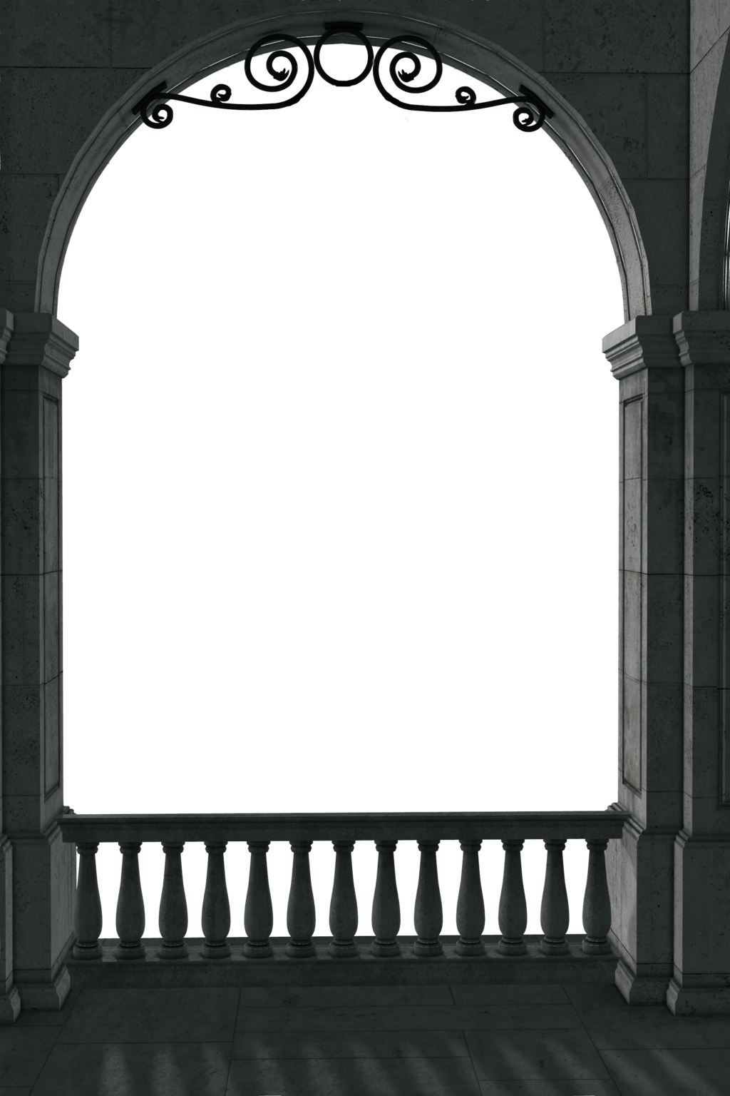 Balcony PNG Picture