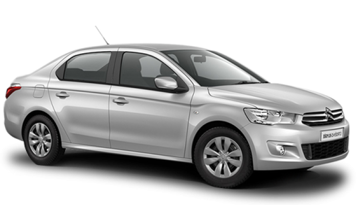 Citroen C Elysee PNG Picture