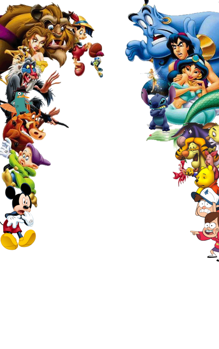 Disney Transparent Background