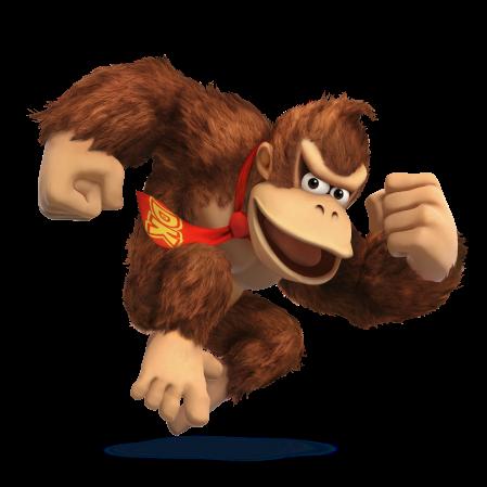 Donkey Kong Transparent PNG