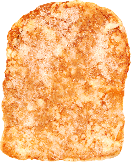 French Toast Transparent Background