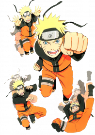 Naruto Shippuden PNG Photo
