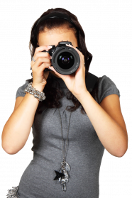 Photographer PNG File