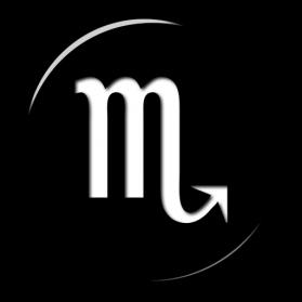 Scorpio Zodiac Symbol PNG File