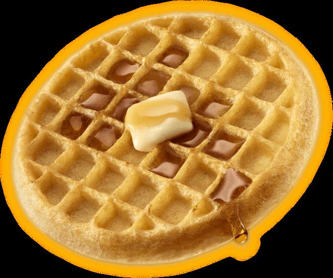 Waffles Transparent PNG