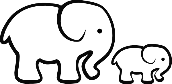 White Elephant PNG Photos