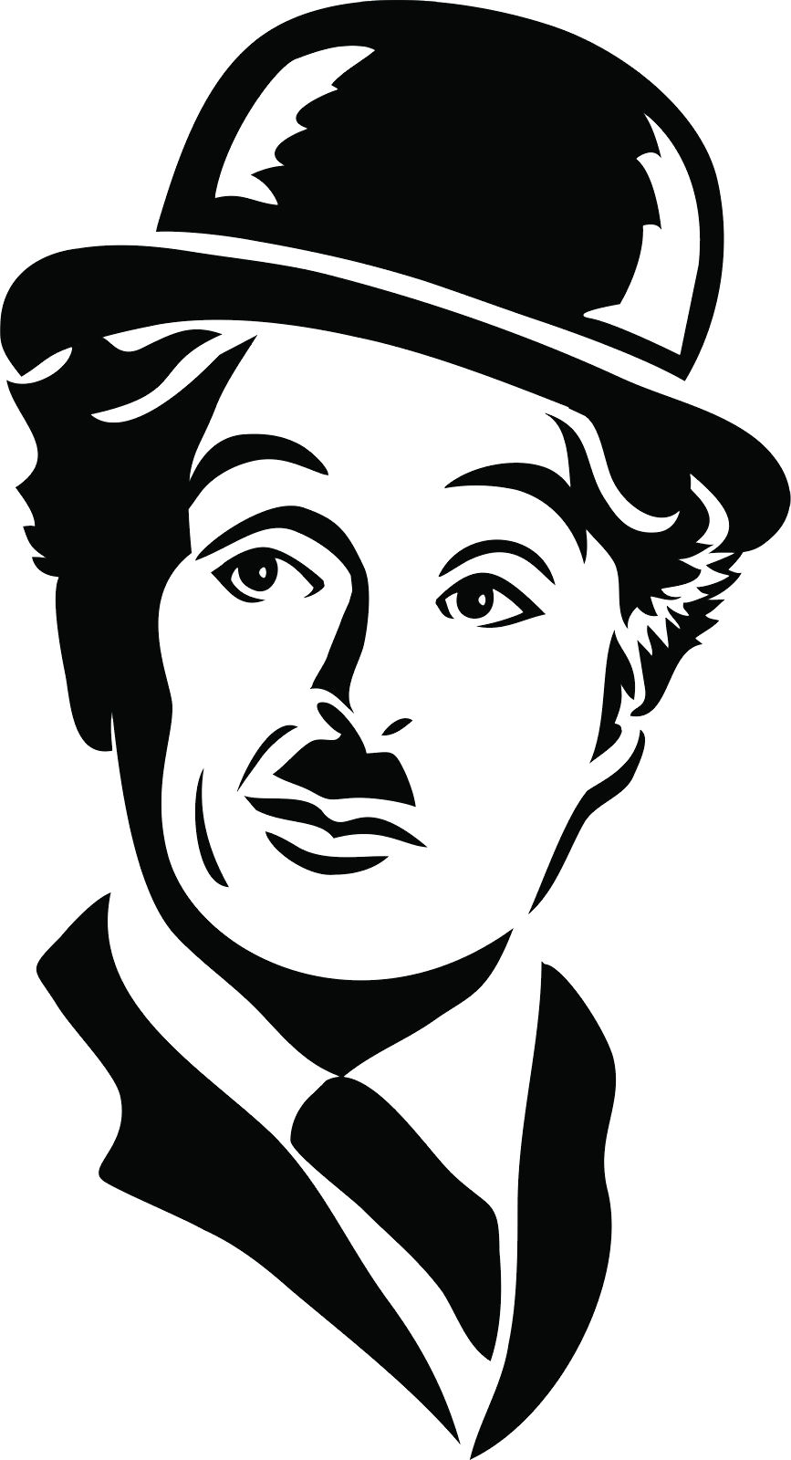 Charlie Chaplin PNG Photo