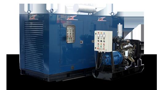 Diesel Generator PNG HD