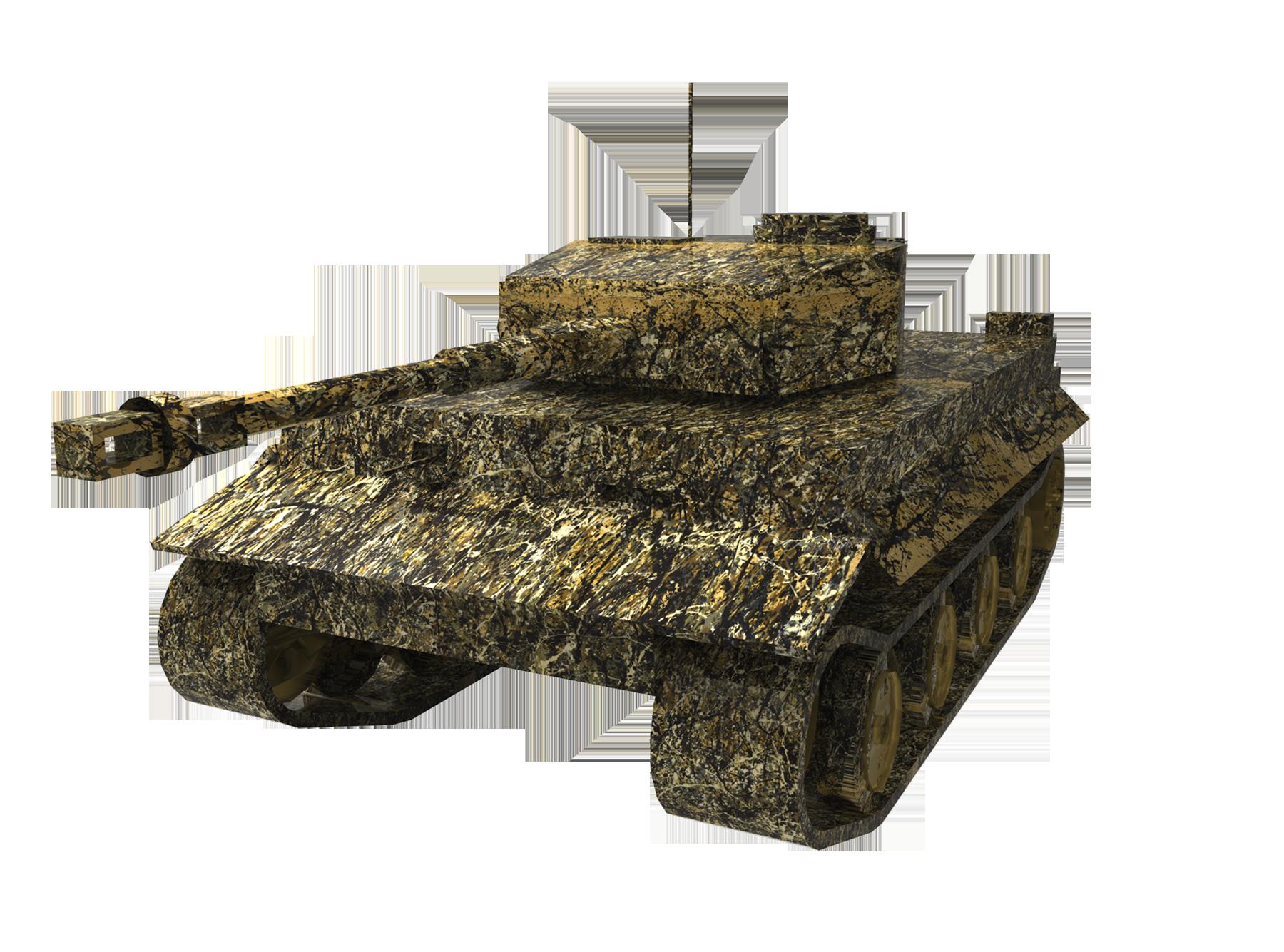 Tank PNG Transparent Image