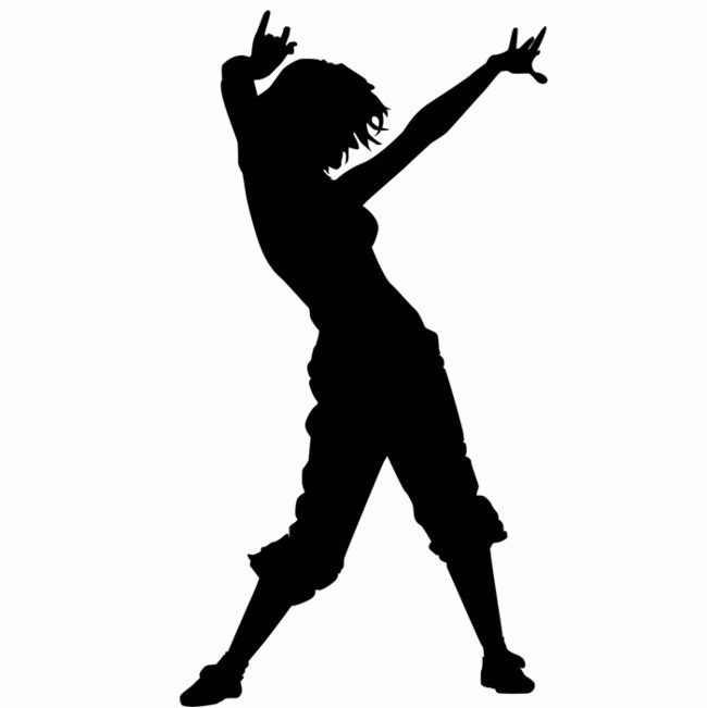 Action Dance PNG Transparent Image