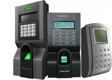 Biometric Access Control System PNG Clipart
