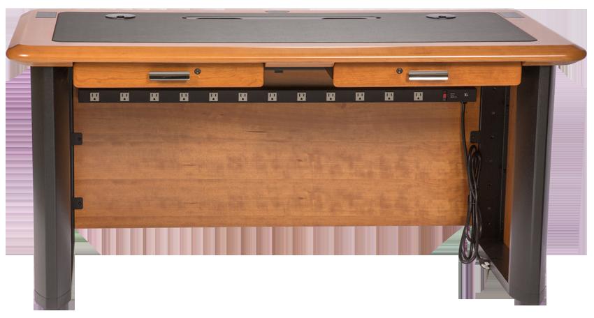 Computer Desk Download PNG Image