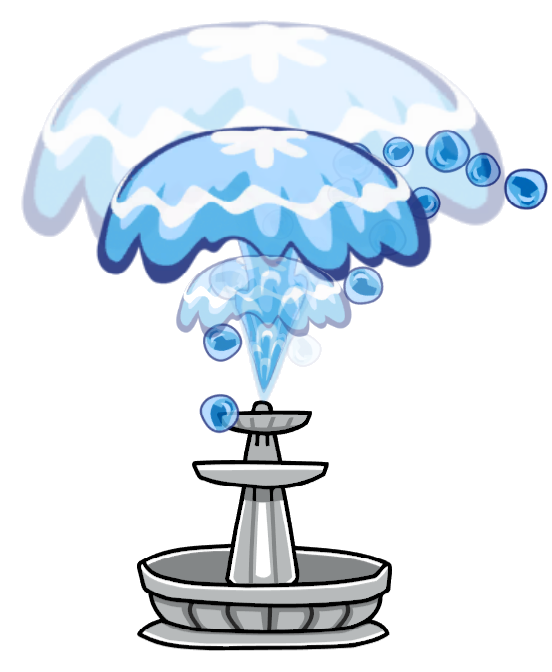Fountain PNG Clipart