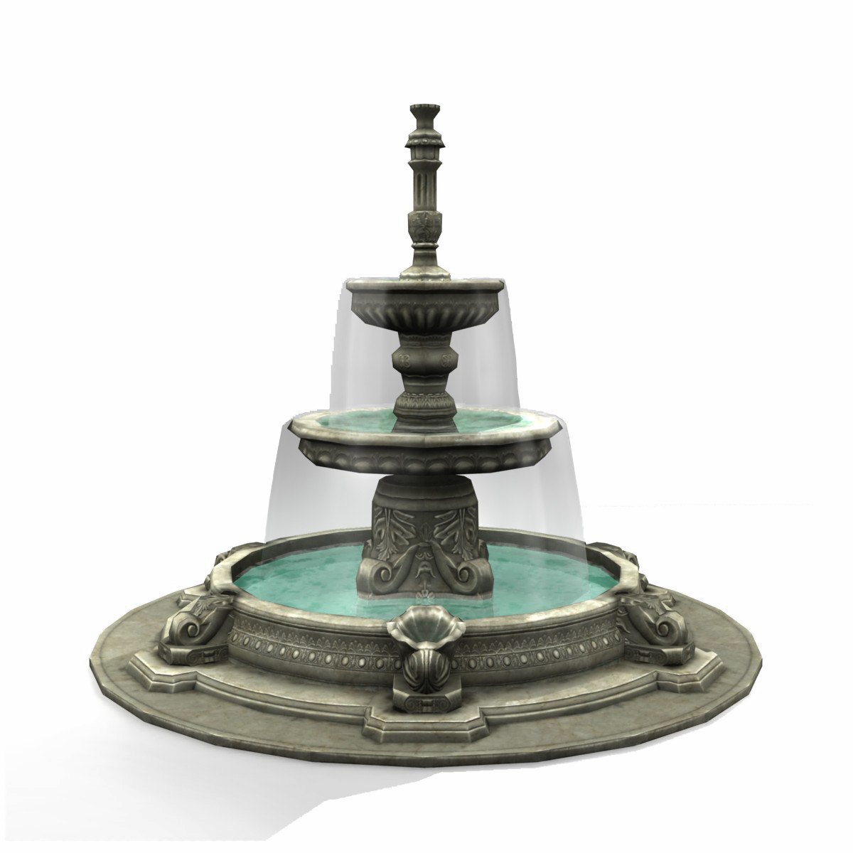 Fountain PNG Free Download