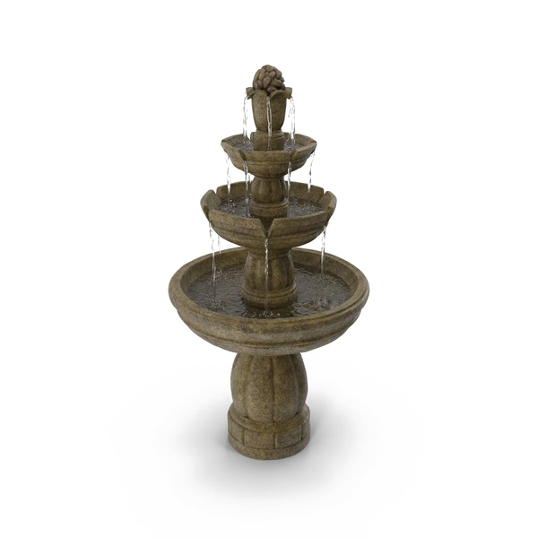 Fountain PNG HD