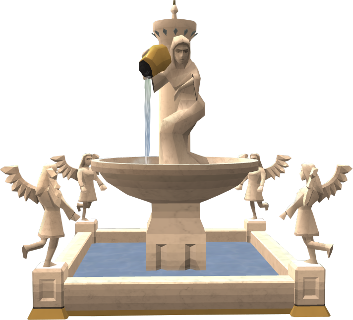 Fountain PNG Transparent