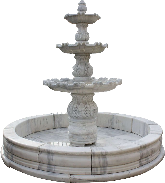 Fountain Transparent Background
