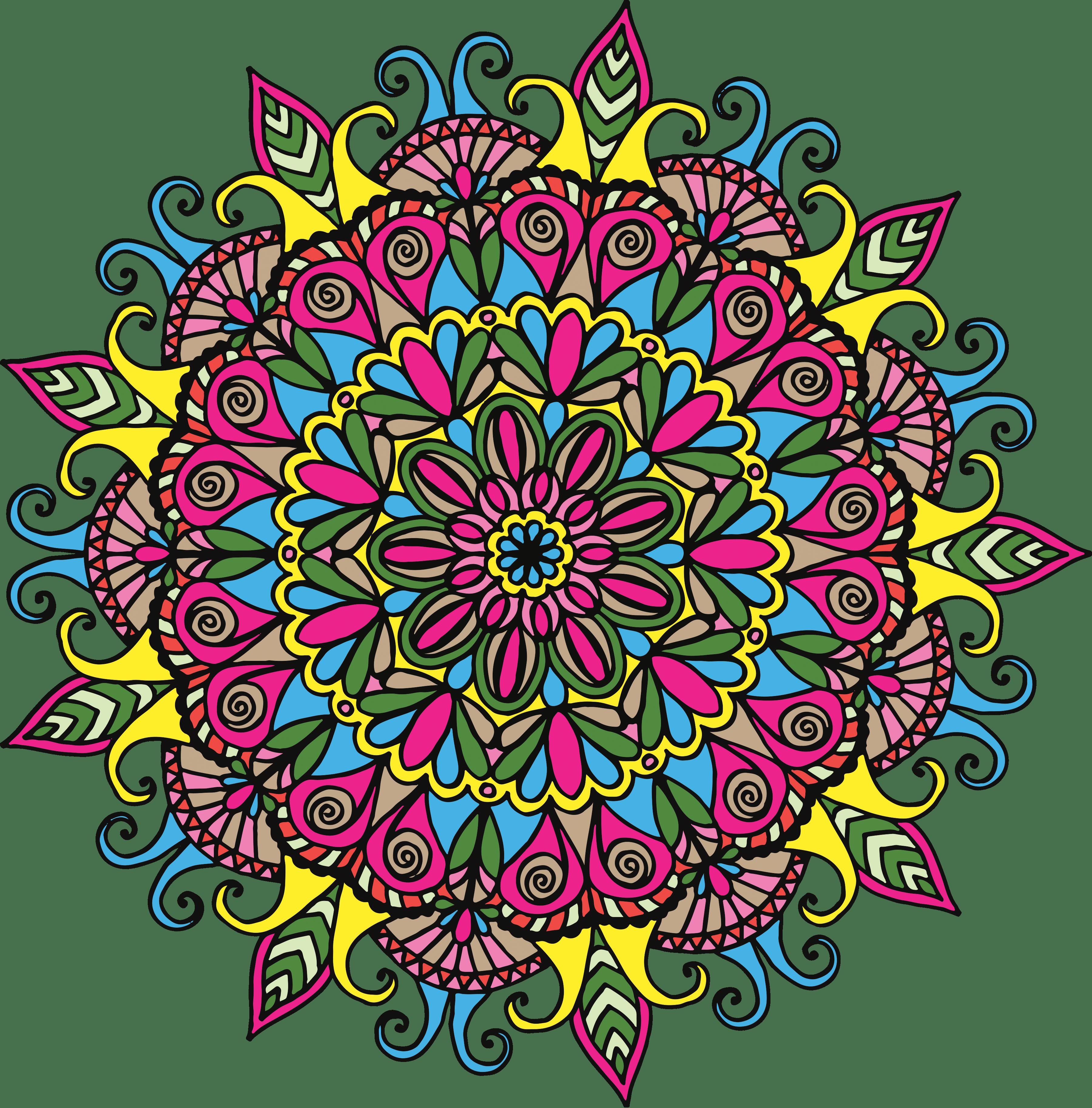 Mandala Transparent Images PNG
