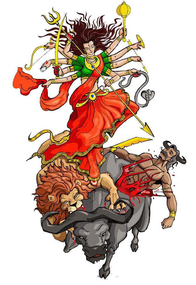 Navratri PNG Image