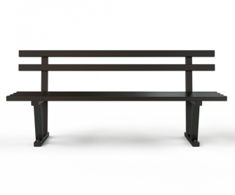 Park Bench PNG File
