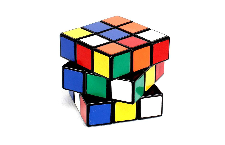 Rubik's Cube PNG Transparent