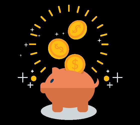 Savings PNG HD