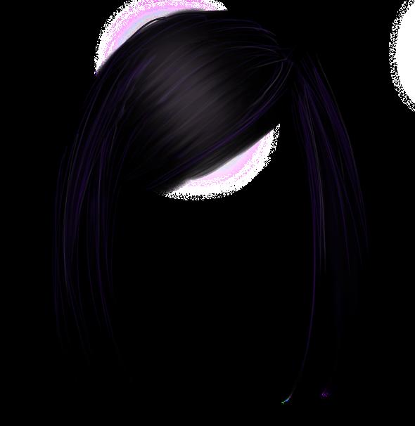 Short Hair PNG Image