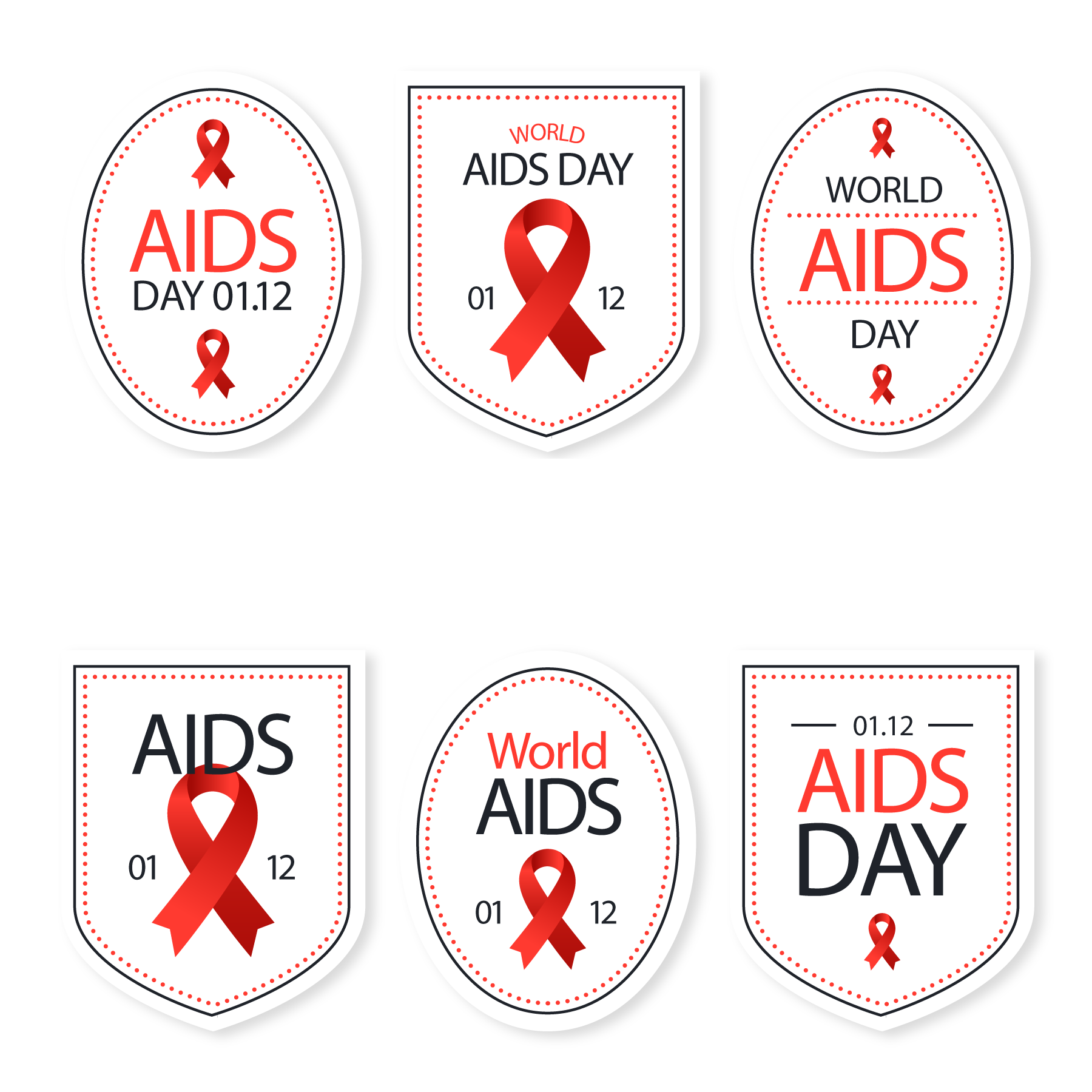 World AIDS Day PNG Background Image