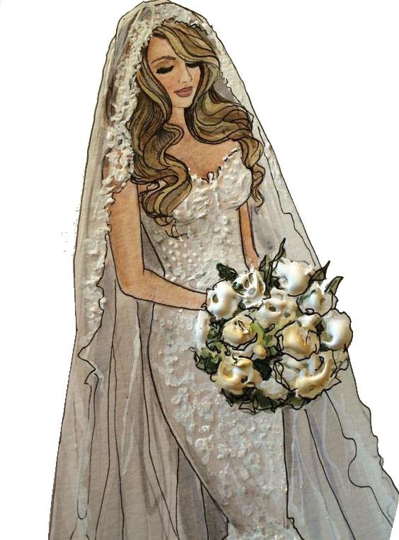 Bride PNG Free Image