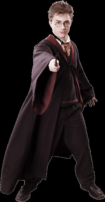 Harry Potter PNG Transparent