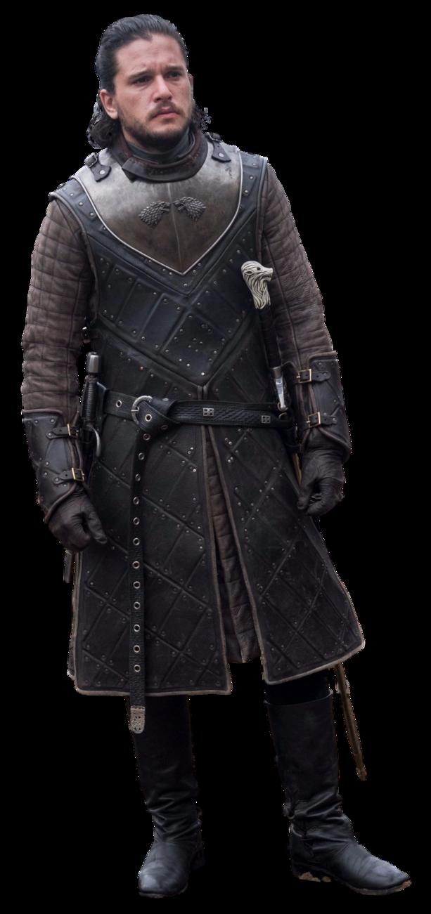 Jon Snow PNG Transparent