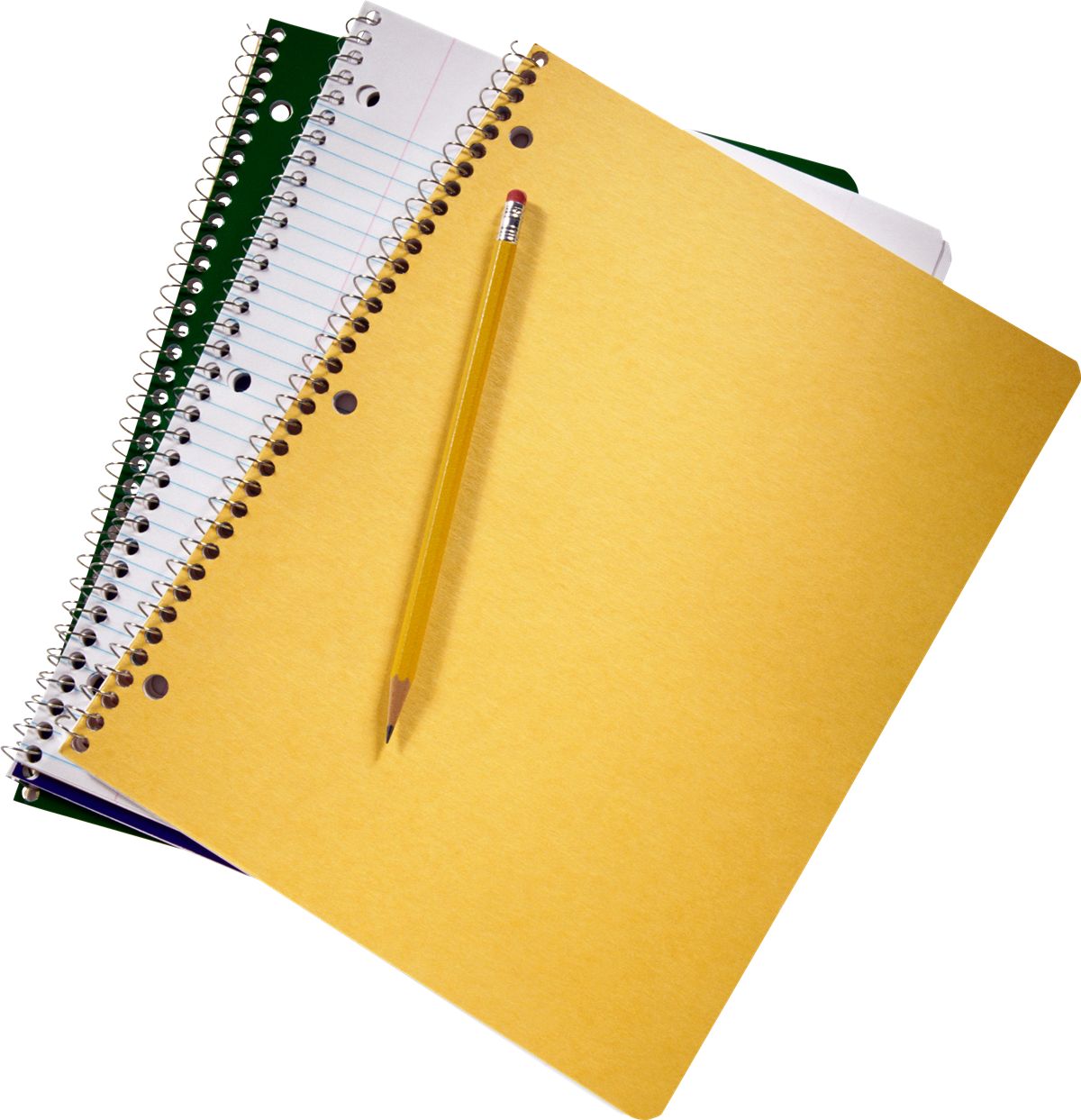 Notebook PNG Transparent File