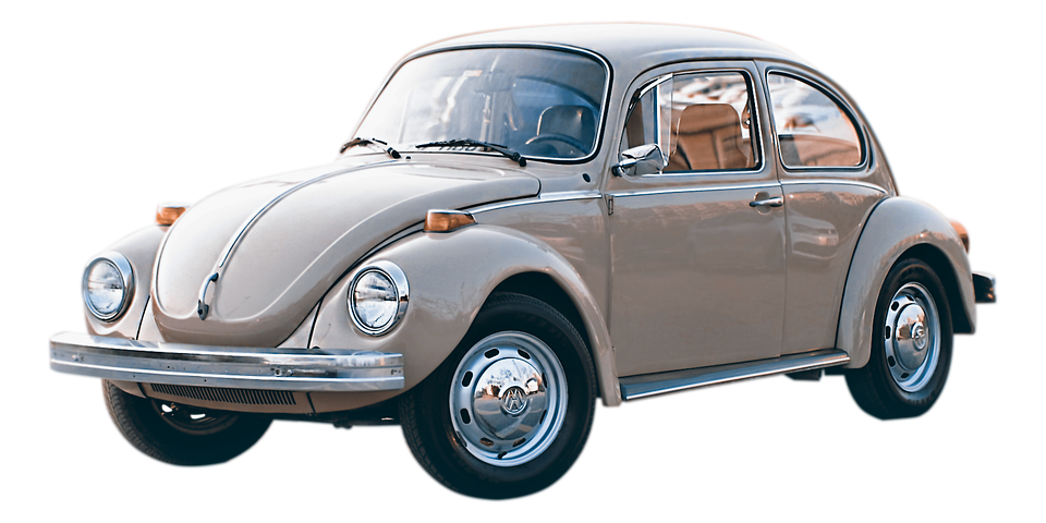 VW Beetle PNG Pic